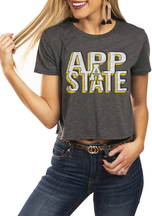 Gameday Couture NCAA Appalachian State Mountaineers Vintage Vibe