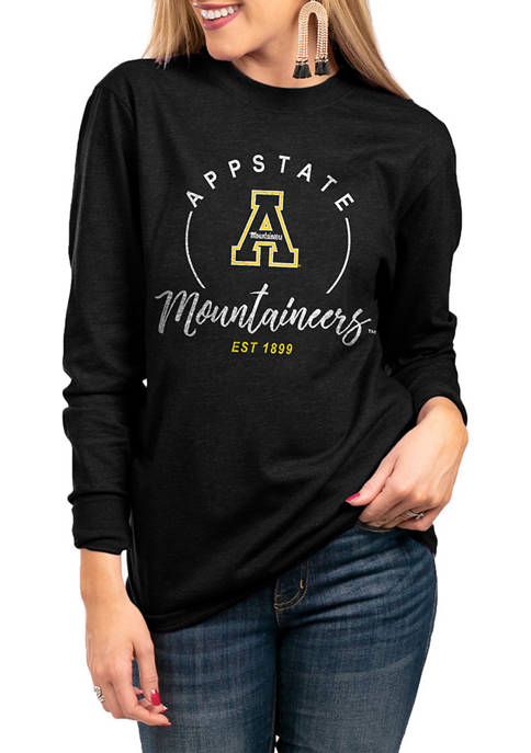 NCAA Appalachian State Mountaineers For The Home Team Long Sleeve Top