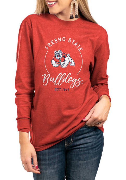 Gameday Couture NCAA Fresno State Bulldogs For The