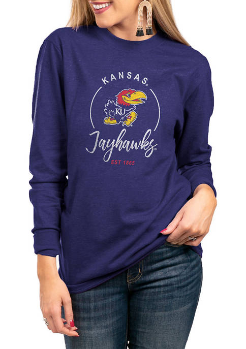 Gameday Couture NCAA Kansas Jayhawks For The Home