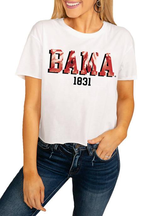 Gameday Couture NCAA Alabama Crimson Tide No Time