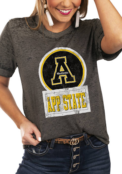 Gameday Couture NCAA Appalachian State Mountaineers Let The