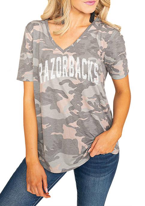 Gameday Couture NCAA Arkansas Razorbacks No Hiding Camo