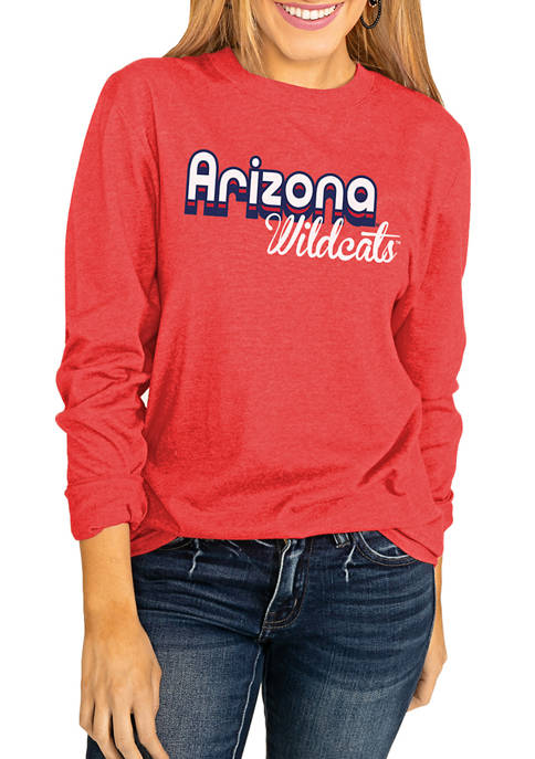 Gameday Couture NCAA Arizona Wildcats Throwback Varsity Vibes