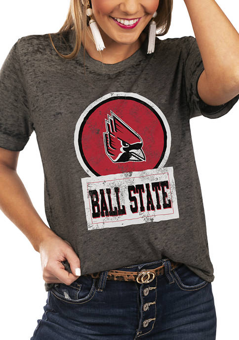 Gameday Couture NCAA Ball State Cardinals Let The