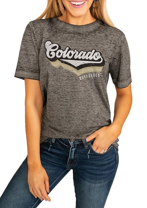 Gameday Couture NCAA Colorado Buffaloes Vivacious Varsity