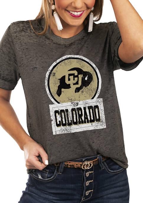 Gameday Couture NCAA Colorado Buffaloes Let The Good