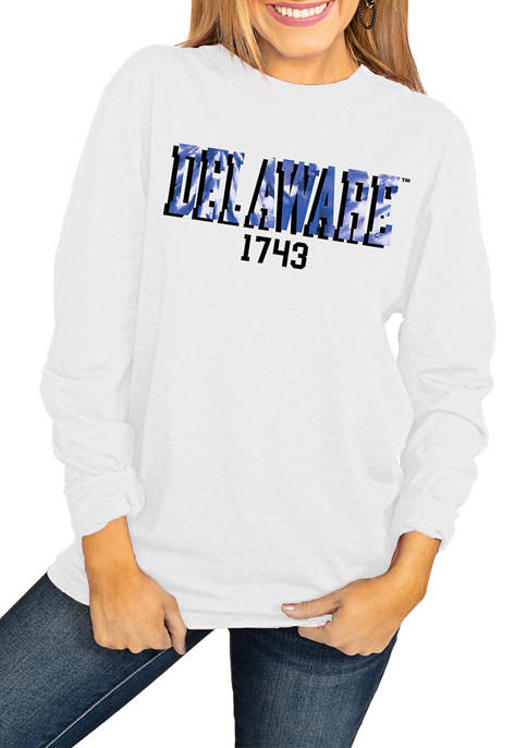 Gameday Couture NCAA Delaware Blue Hens No Time