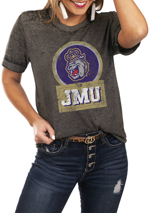 Gameday Couture NCAA James Madison Dukes Let The