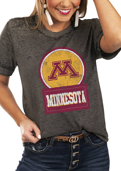 Gameday Couture NCAA Minnesota Golden Gophers Let The