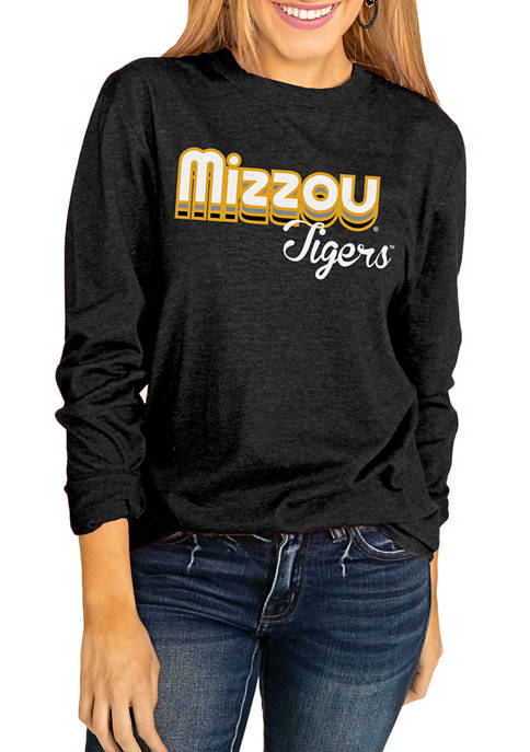Gameday Couture NCAA Missouri Tigers Throwback Varsity Vibes