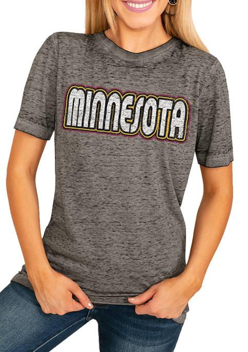 NCAA Minnesota Golden Gophers Its a Win Boyfriend Top