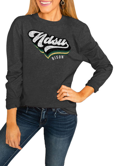 NCAA North Dakota State Bison Vivacious Varsity Long Sleeved Top