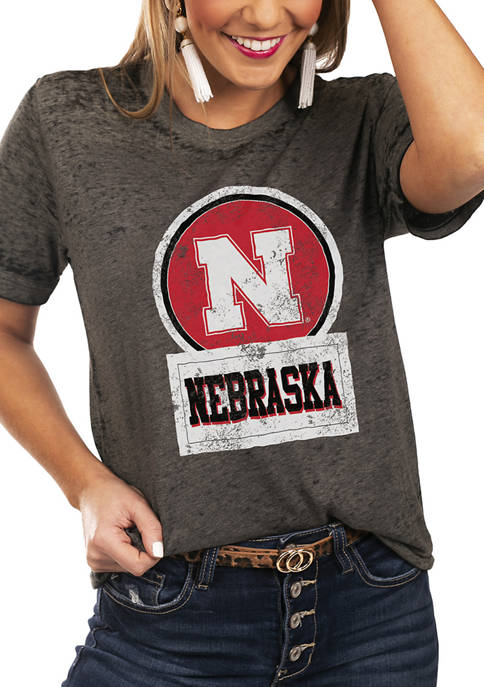 Gameday Couture NCAA Nebraska Cornhuskers Let The Good