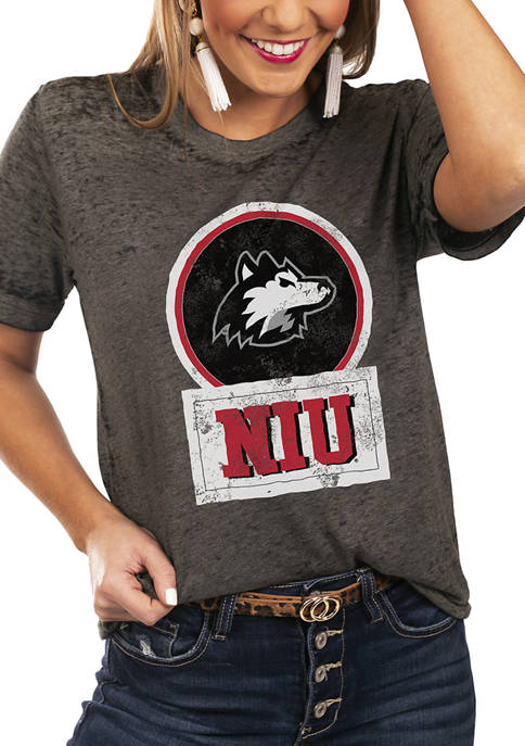 Gameday Couture NCAA NIU Let The Good Vibes