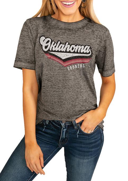 Gameday Couture NCAA Oklahoma Sooners Vivacious Varsity Boyfriend