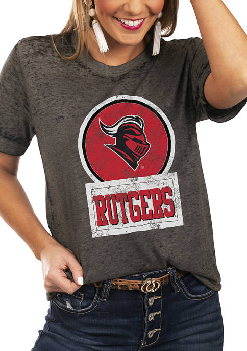 Gameday Couture NCAA Rutgers Scarlet Knights Let The