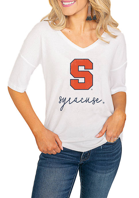 Gameday Couture NCAA Syracuse Orange Easy Does It
