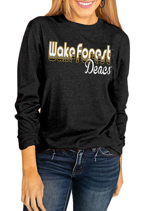 Gameday Couture NCAA Wake Forest Demon Deacons Throwback