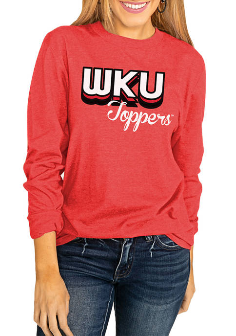 Gameday Couture NCAA Western Kentucky Hilltoppers Throwback