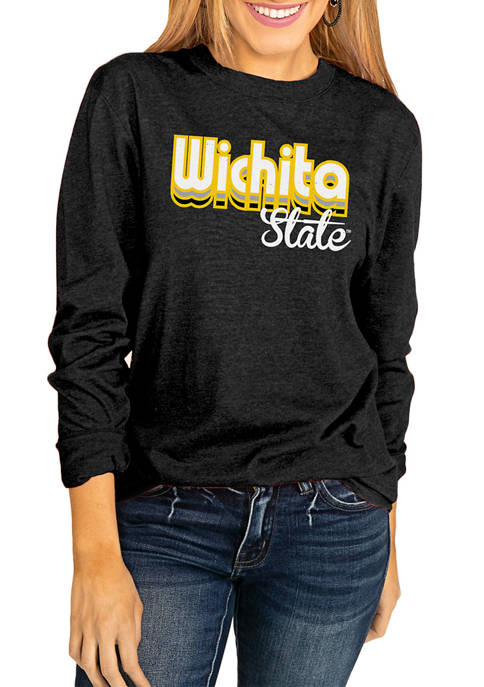 Gameday Couture NCAA Wichita State Shockers Throwback Varsity