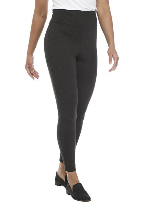 Crown & Ivy™ Womens Ponte Leggings