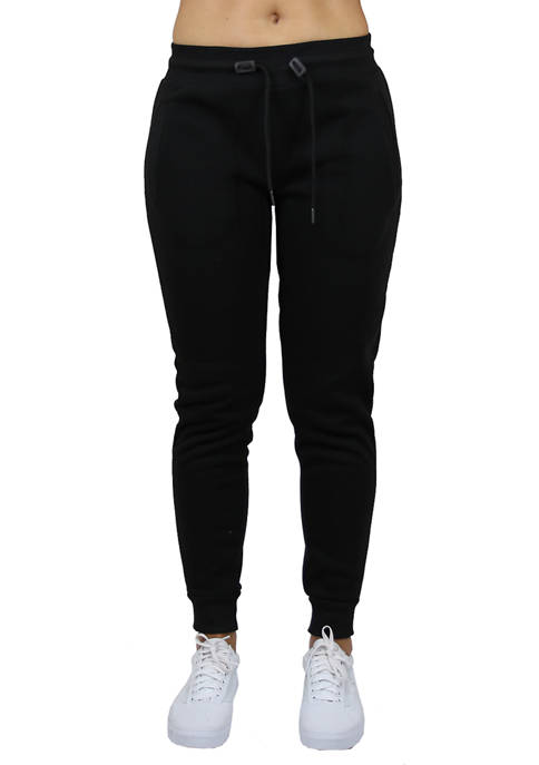 Galaxy by Harvic Slim Fit Fleece Jogger Sweatpants