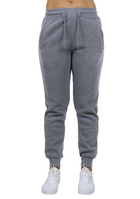 Galaxy by Harvic Womens Loose Fit Jogger Pants