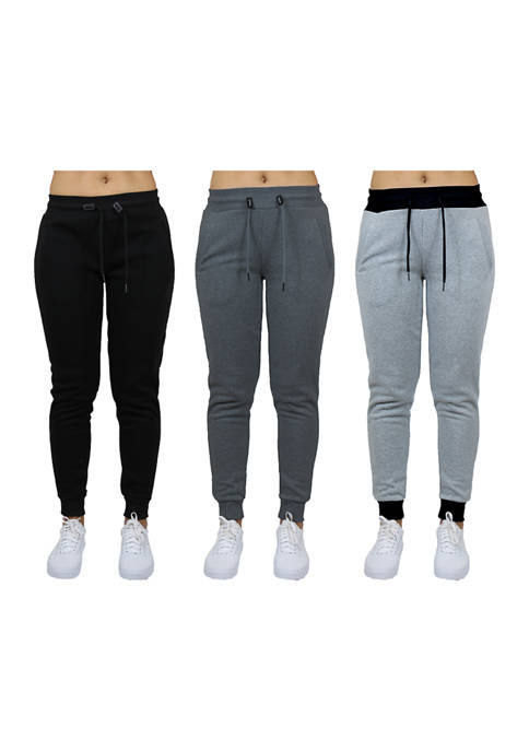 Galaxy Womens French Terry Loose Fit Jogger Lounge