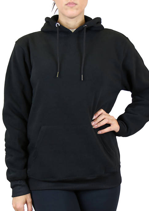 Galaxy Womens Fleece Pullover Hoodie