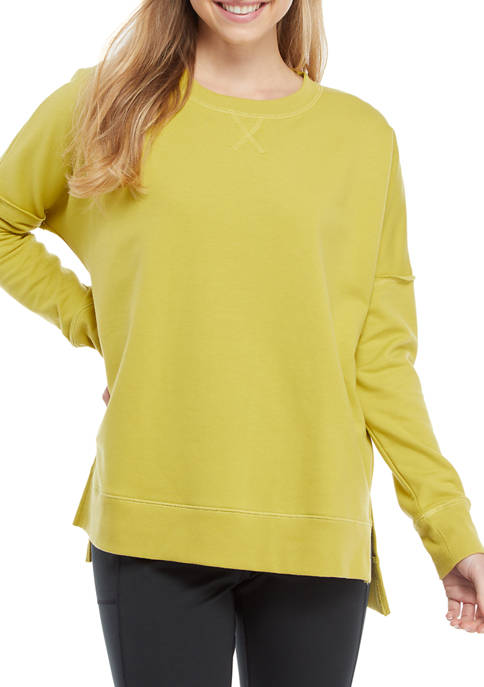 Soft Shop Drop Shoulder Knit Top