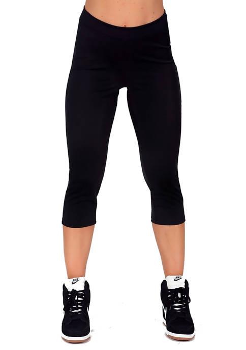 Womens Active Capri Pants