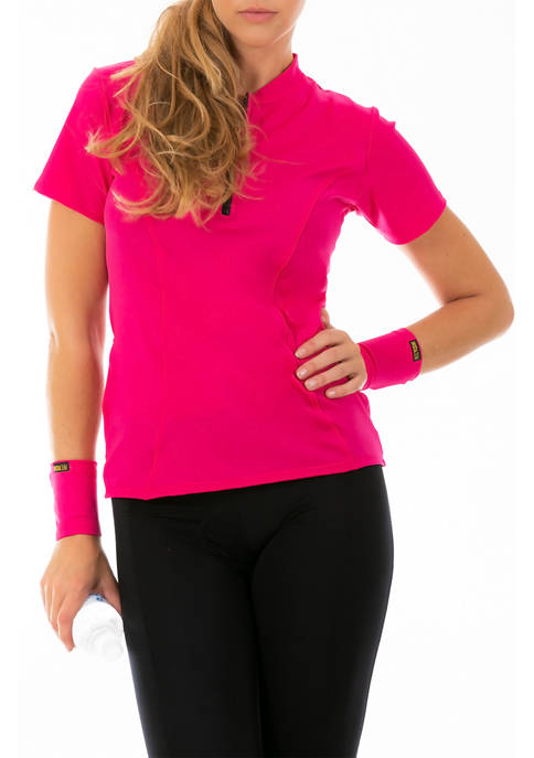 InstantFigure Cycling Short Sleeve Top