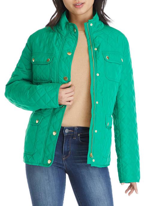 Crown & Ivy™ Womens Barn Jacket