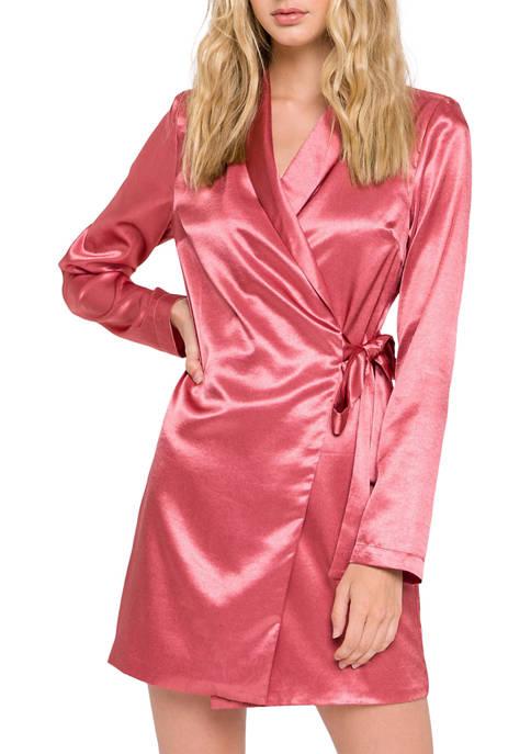 Endless Rose Wrap Jacket Dress