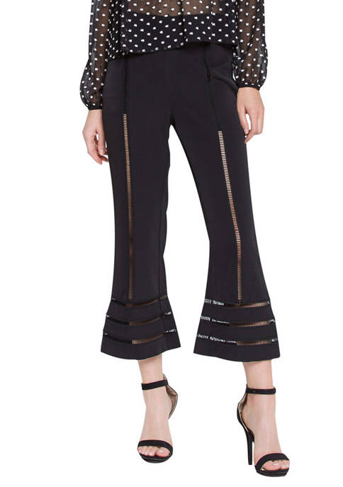 Endless Rose Ladder Trim Pants