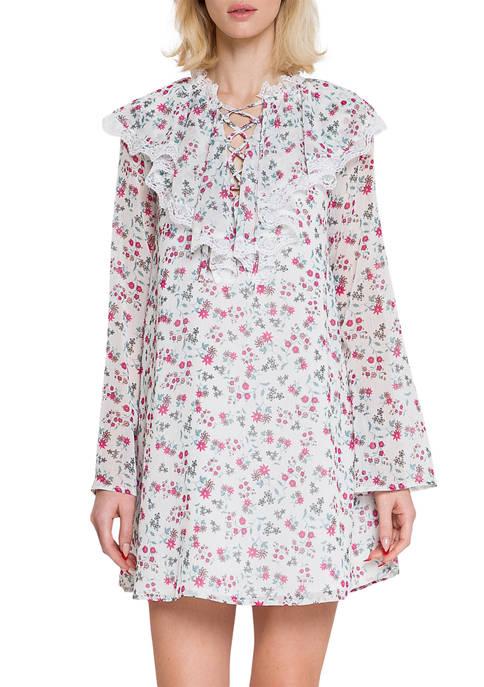 Primrose Print Dress