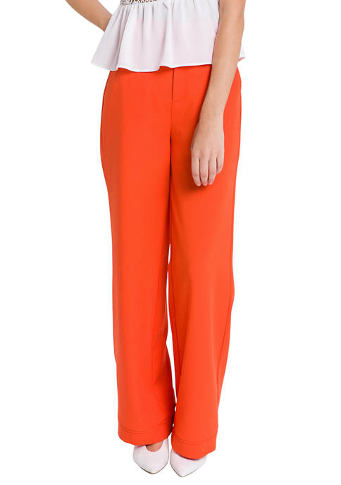 Endless Rose Crepe Trousers