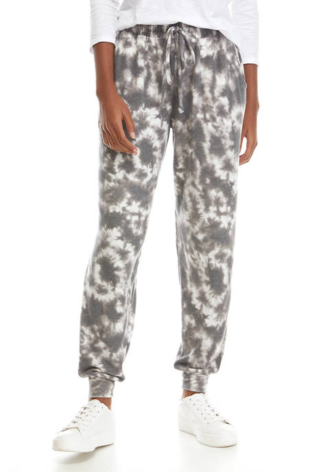 New Directions® Studio Womens Pull On Jogger Pants