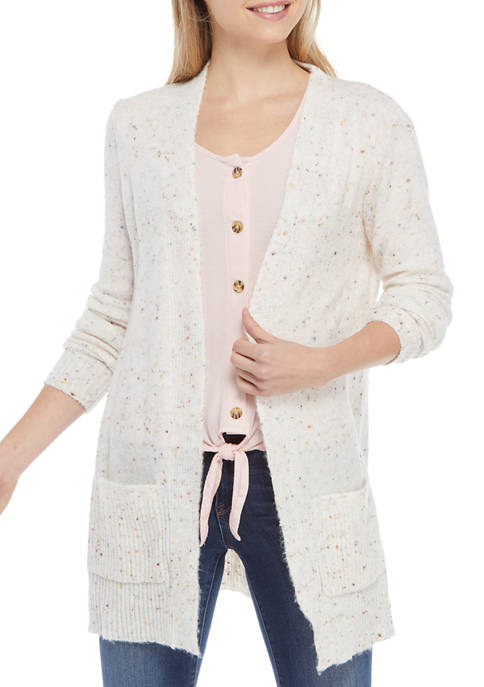 Juniors Mossy Cardigan