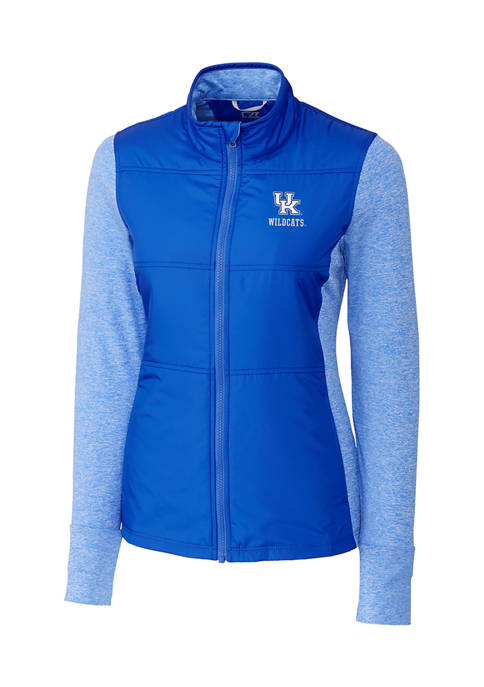 Cutter & Buck Womens NCAA Kentucky Wildcats Long