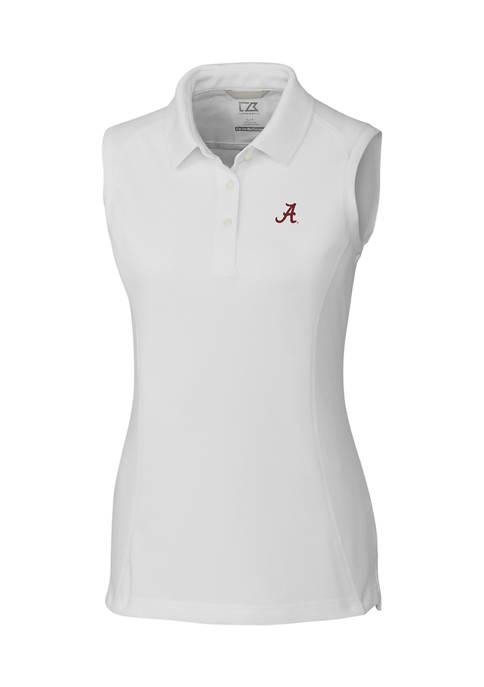 NCAA Alabama Crimson Tide Sleeveless Advantage Polo