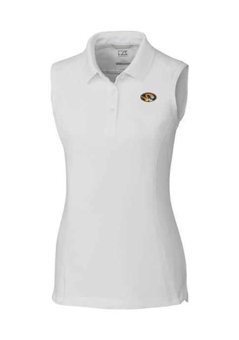 NCAA Missouri Tigers Sleeveless Advantage Polo