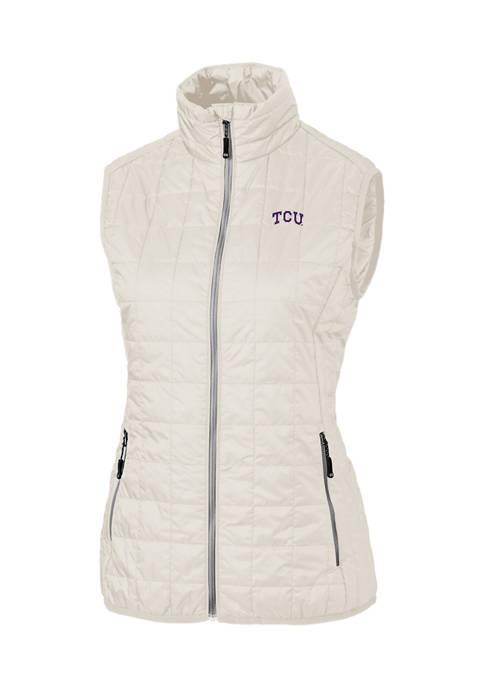 Womens NCAA TCU Horned Frogs Rainier Vest