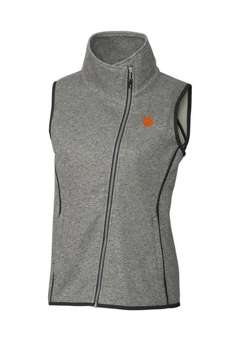 NCAA Clemson Tigers Womens Mainsail Vest