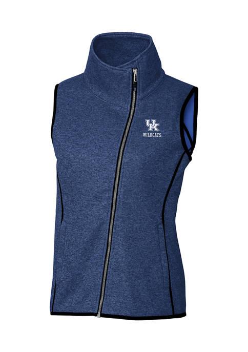 NCAA Kentucky Wildcats Womens Mainsail Vest