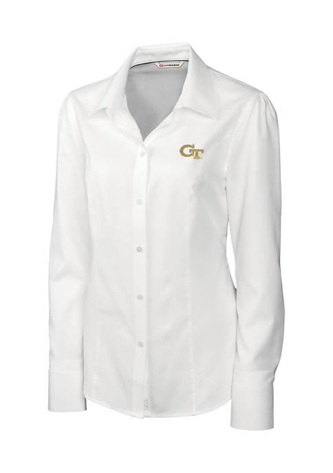 Cutter & Buck NCAA Georgia Tech Yellow Jackets