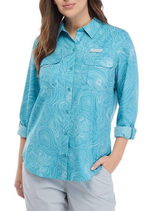 Ocean + Coast® Womens Convertible Long Sleeve Fishing