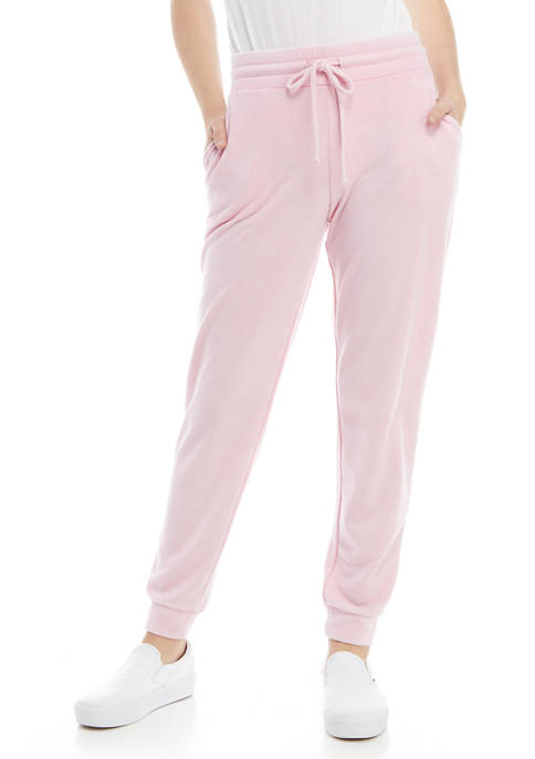 Crown & Ivy™ Womens Solid Joggers