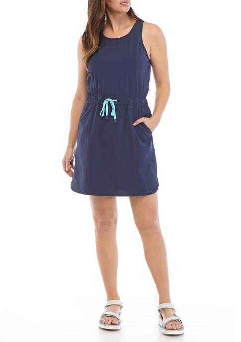 Ocean & Coast® Womens Sleeveless Stretch Woven Tie